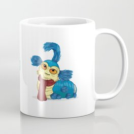 Tea Worm Coffee Mug