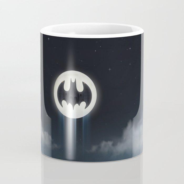 The Batwing - 1989  Coffee Mug