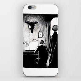 A 221B Scene iPhone Skin