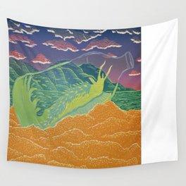Santa Cruz Nudibranch Wall Tapestry