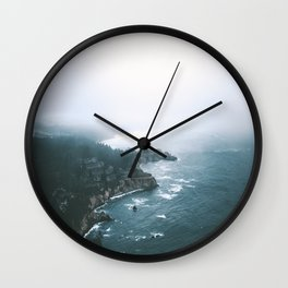 Cape Foulweather Wall Clock