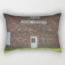 Creamery, Fingal ND 2 Rectangular Pillow