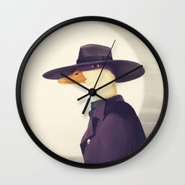 Justice Ducks - The Terror Wall Clock