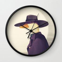 Justice Ducks - The Terror Wall Clock
