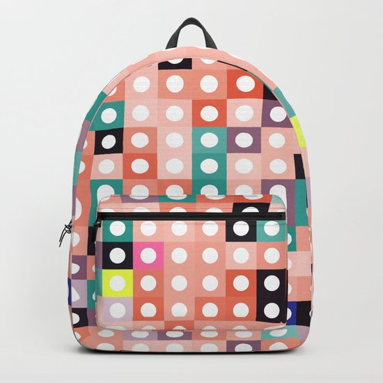 square dance Backpack