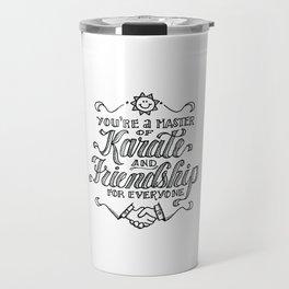 Always Sunny Dayman Travel Mug