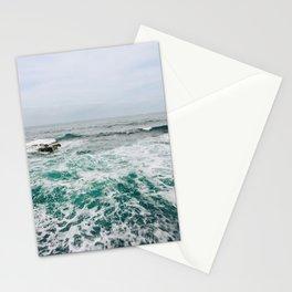 Emerald Love San Diego, California Stationery Cards