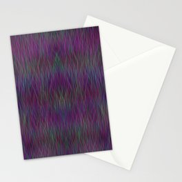 Multi- coloured Grass Design Stationery Cards