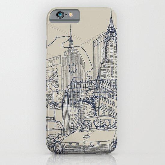 New York! iPhone & iPod Case