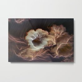 The Sleepwalker Metal Print