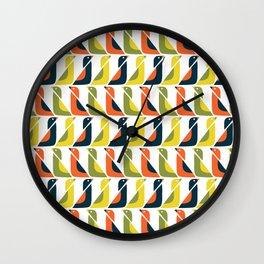 Duck Duck Wall Clock