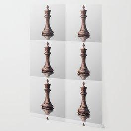 king low poly Wallpaper