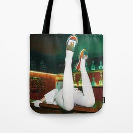 I've been waiting for you the whole week. It's time to play Tote Bag