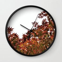 Changing of Seasons Wall Clock