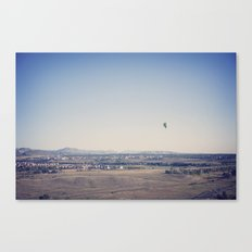 in the distance::denver Canvas Print