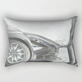 Aston Martin 007 Rectangular Pillow