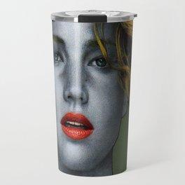 Jennifer Lawrence Travel Mug