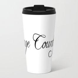 Orange County Travel Mug