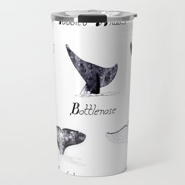 Toothed Whales Travel Mug