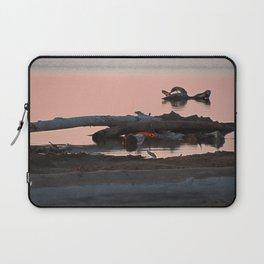 Swan or Driftwood Laptop Sleeve