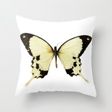 Butterfly #1 Throw Pillow