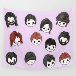 Plushie Richies Wall Tapestry