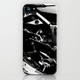 Kawasaki Ninja Motorcycle Wall Art V iPhone Case