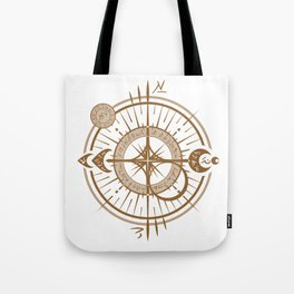The Traveling Spell - Light Side Tote Bag