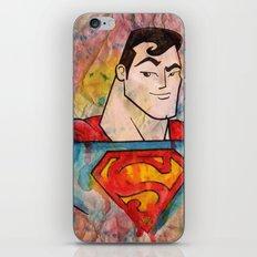The Man iPhone Skin