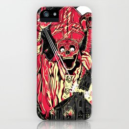 THE END IS NIGH iPhone Case