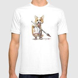 Corgi Barbare T-shirt