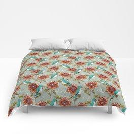 Bye Bye Birdie Comforters