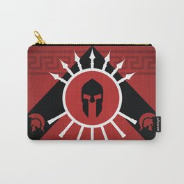 This is Sparta Carry-All Pouch