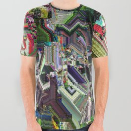 Amazed Palace 1 All Over Graphic Tee