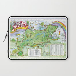 North Park, Allegheny County Laptop Sleeve