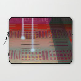 Atlante / CIRCUITS GLEAM Laptop Sleeve