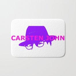 Merchandise Artist Carsten John Bath Mat