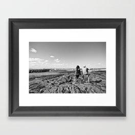 spam Framed Art Print