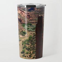 Spider Rock - Amazing Rockformation Travel Mug