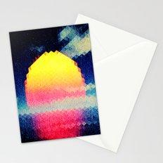 The Sun # 3 Stationery Cards