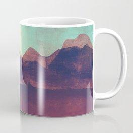 Distant Mountains Coffee Mug