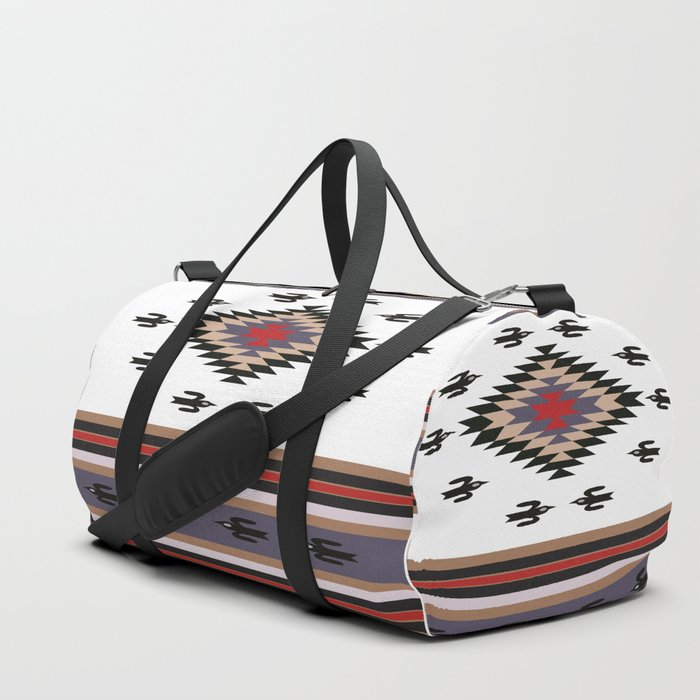 American Native Pattern No. 135 Duffle Bag
