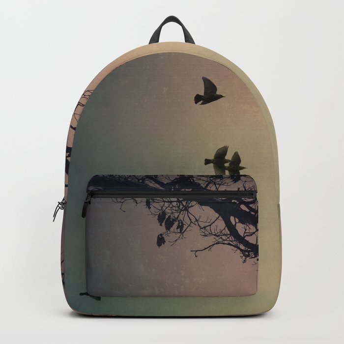 The Silence of the Frozen Backpack