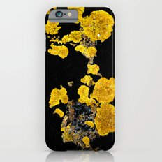 Yellow Lichen iPhone 6s Slim Case