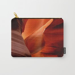 Marvelous Antelope Canyon Colors Carry-All Pouch
