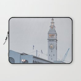 At the Ferry Building in San Francisco Laptop Sleeve
