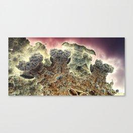 Niheeli surf and turf Canvas Print