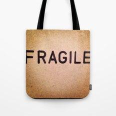 Fragile Tote Bag