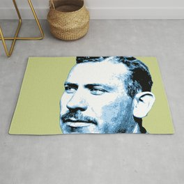 John Steinbeck Rug