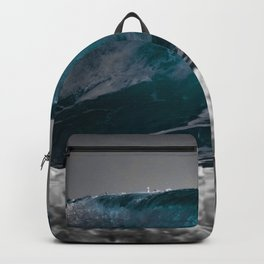 Wave Series Photograph No. 3 Backpack